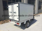4-Stroke, Singel Cylinder Tricycle with Insulation Box