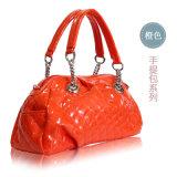 Elegant PU Shining Hand Bags for Womens Luxury