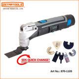 Multi-Functional Oscillating Tool Set Lithium DC Power Tool Kit