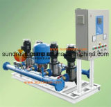 Home & Station Booster Pump with Pressure Tank