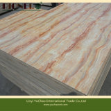 Carb P2 E0 Grade Melamine Plywood for Indoor Wall Decoration