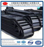 Corrugated Sidewall V Rubber Conveyor Belt (ISO Certified)