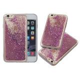 TPU Liquid Glitter Quicksand Mobile Phone Case for iPhone 6