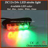 3 W LED Strobe Light in Red and Green Color (TBF-4691L-C)