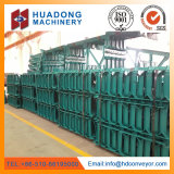 Customized Carbon Steel Idler Frame, Walkway, Protective Mesh for Belt Conveyor