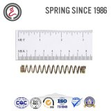 Color Zinc Stranded Wire Helical Spring for Hardware