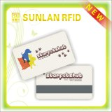 High Frequency RFID Smart Card/Barcode Card