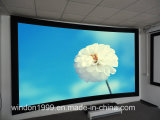 "150"" 16: 9 Curved Fixed Frame Screen, Cinema Projection Screens"