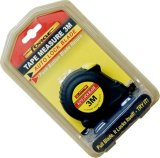 High Quality 3m Auto Lock Steel Tape Measure with Double Marked Blade