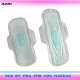 Good Absorption Female Sanitary Pads with Blue Core
