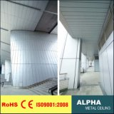 Aluminum Exterior Customized Decorative Building Material
