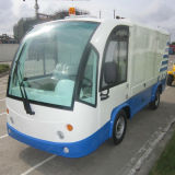 2 Seater Electric Cargo Carrying Truck with CE (DT-8)