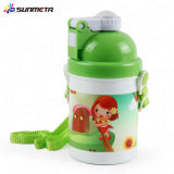 Freesub Lovely Sublimation Coated Kid Water Bottle 14oz (SLH-01G)