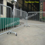 2m Heavy Duty Loose Foot Pedestrian Barriers (XM-28)