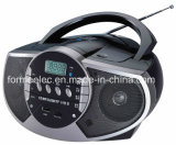 Portable MP3 CD Boombox Player with USB SD FM