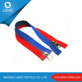 New Design Cheap Plastic Resin Zipper for Coat