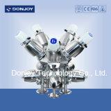 Pharmaceutical Multiport Valves Stainless Steel 316L