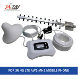 Aws 1700MHz Mobile Signal Repeater 3G 4G Signal Amplifier