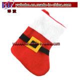 Wedding Decoration Best Christmas Ornament Christmas Stocking (CH8043)