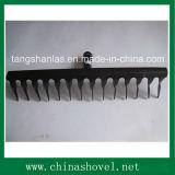 Rake Head High Quality Steel Twist Teeth Rake Head