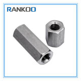 DIN 6334 Hex Coupling Nuts with Stainless Steel