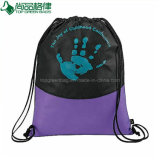 Cheap Promotional Non-Woven Draw String Bags Drawstring Backpacks Bags