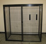 Wire Mesh Panel - Gas Bottle Storage Cages