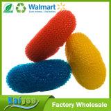 Long Lasting Non-Stick Surfaces Plastic Mesh Scourer, 3-Pack
