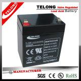 12V5ah VRLA Lead Acid Battery with CE UL RoHS