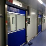 Industrial PVC Fabric High Speed Rolling Shutter Door (HF-1089)