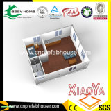 White Ce and ISO Certificated Prefabricated Container House (XYZ-1)