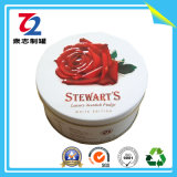 OEM Small Back Cover Round Cans for Food