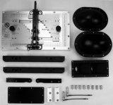 Loudspeaker with Line Array Speaker Parts (060)