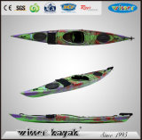 Single Sit in Plastic Touring Ocean Kayak