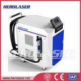 50W 100W 200W 500W Portable/ Automatic Rust Laser Descaler with Germany Cleaning Source