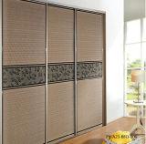 PU Series Sliding Door for Modern Design Wardrobe (PY-A23-BFO-006-1)