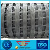 800/100 High Tenacity Polyester Geogrid for Road and Retaining Wall Construction