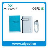 Portable Mobile Power Bank with Built-in Bluetooth Headset
