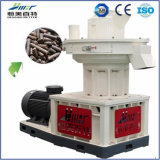 Biomass Fuel Vertical Ring Die Wood Sawdust Pellet Making Machine