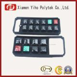 NBR/Silicone Rubber Silicone Keypads/ Neoprene Pad in RoHS Certificate