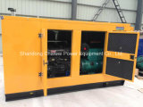 100kw Silent Diesel Engine Power Generator (CW-100GF)