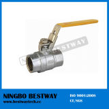 Brass Lockable Lever Ball Valve (BW-L10)