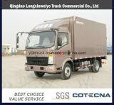 Sinotruk HOWO 3-5ton Light Cargo Van Truck