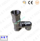 304 Stainless Steel a Three Through Two for Pipe Fittings