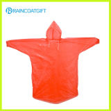 Cheap Disposable Sleeve PE Raincoat Rpe-061