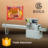 Automatic Spaghetti Instant Noodle Pillow Packing Machine