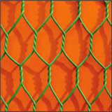Coated Steel Rabbit Cage Wire Mesh
