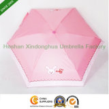 Super Mini Slim Five Fold Gift Umbrellas (FU-5619ZF)