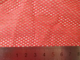 Red Color 50 GSM Mesh Net Fabric