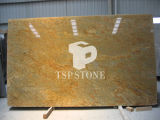 Kashmir Gold Granite Origin From India